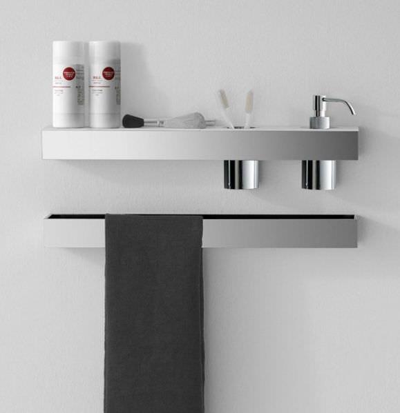 Accessori Bagno Antonio Lupi.Tape Towel Holder 72cm By Antonio Lupi Ambient Showroom