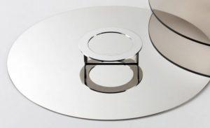 Foodwear, LID 26 CM, stainless steel -650x650